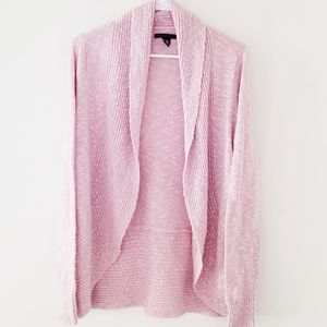 Kenneth Cole open cardigan sweater